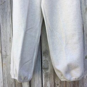 Madewell Pants - NWT Miles By Madewell Molly Cotton Fleece Pants M